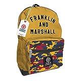 Franklin & Marshall 70185 Casual Daypack, 18 liters, Multicolour (Multicolore)