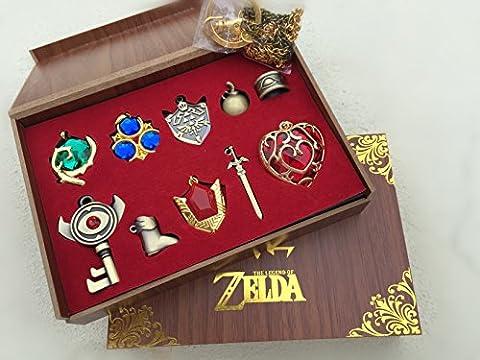 2015 new The Legend of Zelda Twilight Princess & Triforce
