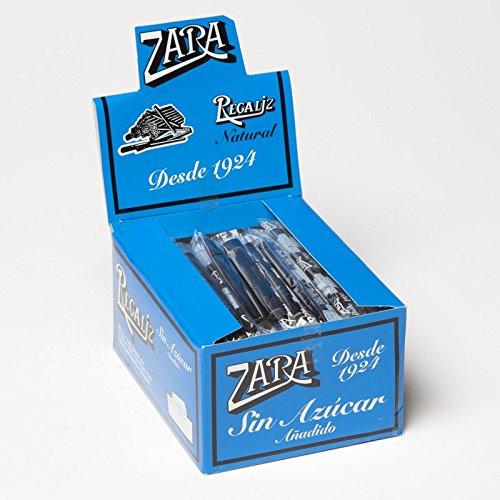 Réglisse Zara sugarfree - 100 unités