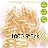 Für OPC Kapseln: 1000 vegane Leerkapseln kaufen! Größe 0, HPMC, transparent, sorbitolfrei, glutenfrei!