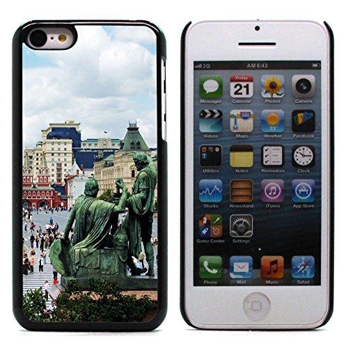 Graphic4You St Petersburg Russia Postkarte Ansichtskarte Design Harte Hülle Case Tasche Schutzhülle für Apple iPhone 5C Design #3