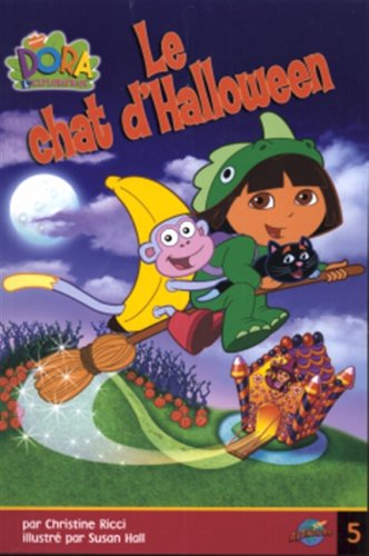 CHAT D'HALLOWEEN -LE (Le Dhalloween Chat)