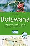 DuMont Reise-Handbuch Reiseführer Botswana: mit Extra-Reisekarte