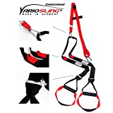 Variosling Sling Trainer Professional, rot schwarz, VS-02