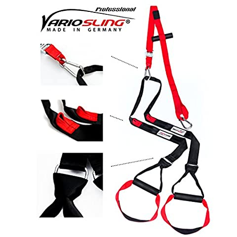 Rideaux 350 Cm - Variosling® Sangles de suspension / Sling-Trainer PROFESSIONAL