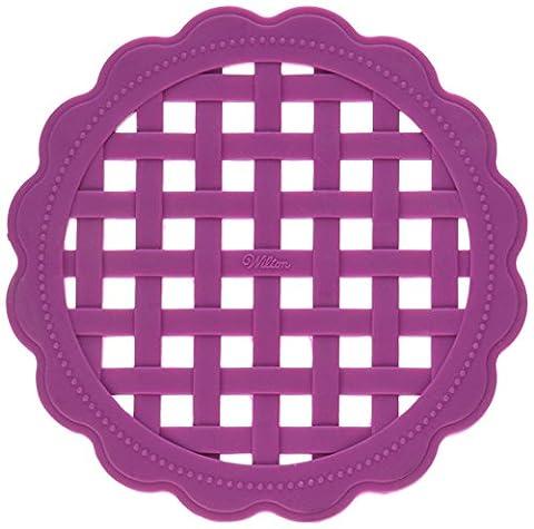 Silicone Pie Trivet & Weight-