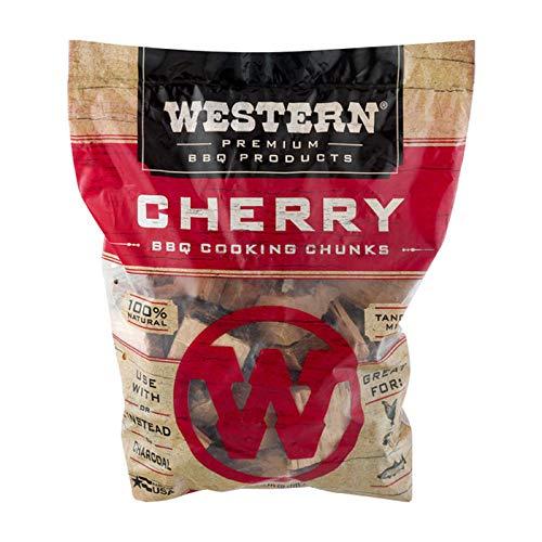 Western 28081Cherry Kochen Holz Chunks