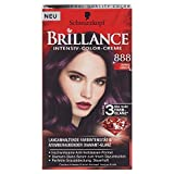 Brillance Coloration Stufe 3, 888 Dunkle Kirsche, 143 ml