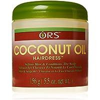 Radici organici stimolatore olio di cocco ammorbidire i capelli / cuoio capelluto 156 g