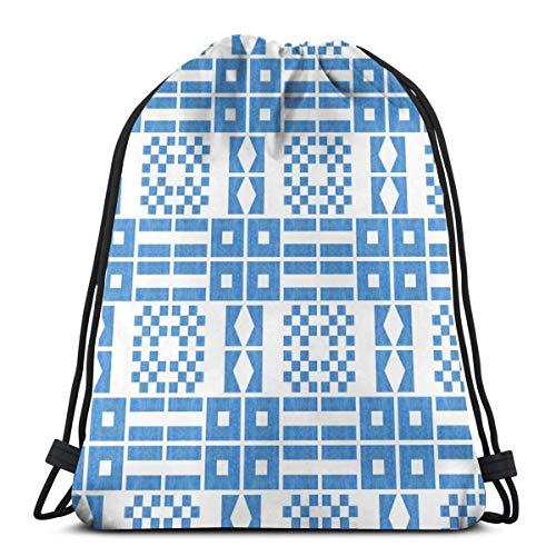 Juliet Papa Alpha Novemberin000 Drawstring Shoulder Bags Gym Bag Travel Backpack Lightweight Gym for Men Women 16.9