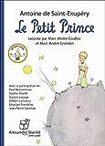 Le petit prince - Livre audio CD - Alexandre Stanké - 01/08/2013