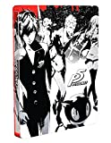 Persona 5 - Limited SteelBook D1-Edition (PS4) (PEGI)