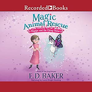 Maggie And The Flying Horse Magic Animal Rescue Book 1 Audio