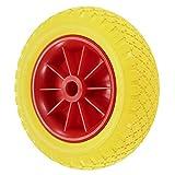 """Lixada 1PC 8 """"/10"""" a Prueba de Pinchazos Rueda de Neumáticos para Kayak Canoa Carro de Reemplazo de Neumáticos"""