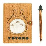 CoolChange diario di Totoro con Copertina e Matita di Legno