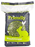 Friendly ReadiGrass 100 Percent Natural Feed, 1 kg