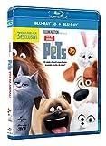Locandina Pets: Vita da Animali (Blu-Ray 3D + Blu-Ray);Pets