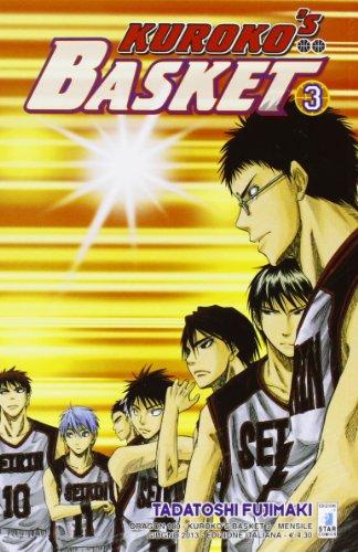 Kuroko's basket: 3