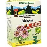 ECHINACEA SAFT Schoenenberger Heilpflanzensäfte 3X200 ml