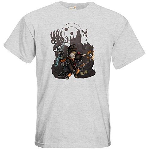 getshirts - Hooked-Store - T-Shirt - HookedRobin Ash