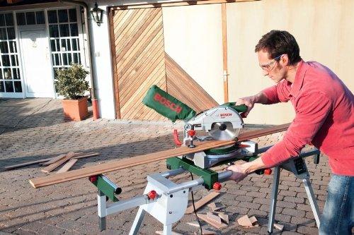 Bosch PCM 7 HomeSeries Kapp- und Gehrungssäge (1.100 W) - 4