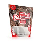 Prozis Oatmeal Avena Integrale, 1250 g, Brownie al Cioccolato