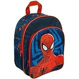 Undercover spju7601–Mochila con bolsillo delantero, Marvel Spider-Man, aprox. 31x 25x 10cm