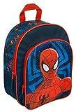 Undercover SPJU7601 Rucksack mit Vortasche, Marvel Spider-Man, ca. 31 x 25 x 10 cm