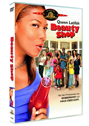Beauty Shop - Queen Dvd Latifah