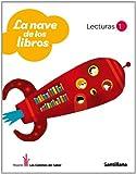 La Nave de los Libro Lecturas 1 los Caminos Del Saber Santillana - 9788429469882