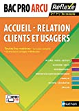 Accueil - relation clients et usagers Bac Pro ARCU : Toutes les matières