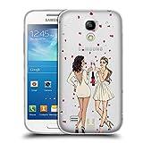 Head Case Designs Party Girls Wein Fest Soft Gel Hülle für Samsung Galaxy S4 Mini I9190