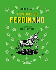 L'histoire de Ferdinand par Munro Leaf
