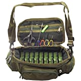 Mini-Fishing-Bag-Carryall-Baiting-Needles-Scissors-9-Tackle-Boxes-Carp-Set-Fishing-Angling-Fish-Rods-Tackle-Pole-Folded-Crab-Folding-Minnow-Portable-Bottom-Bouncer-Lobsters-Crawfish-Smelt-Eels-Shrimp-