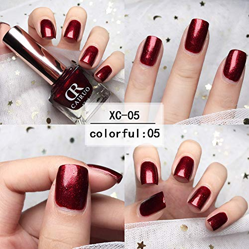 Hunpta@ Nagelkunst Gel Nail Polish Nail Art Nail Gel Polish UV LED Gel Dazzle Colour Nail Polish