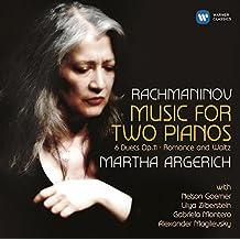 Rachmaninov: Music For Two Pianos