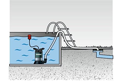 Metabo TP 8000 S Klarwasserpumpe - 4