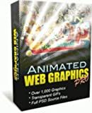 Produkt-Bild: Über 1000 animierte Web-Grafiken in Top-Qualität!