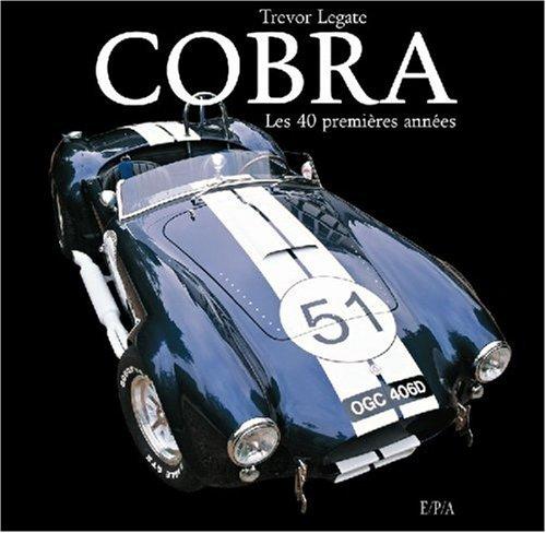 Cobra par Trevor Legate