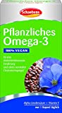 Schaebens Pflanzliches Omega-3 Vegan, 1er Pack (1 x 20 Stück)