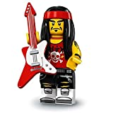 Lego 71019 Minifiguren Ninjago Movie Gong & Guitar Rocker