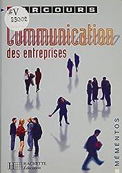 Communication des entreprises (Parcours) (French Edition)