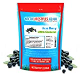 Hectic Lifestyles Acai Inner Cleanse Duo - Pack of 60 Capsules from Hectic Lifestyles Ltd