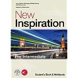 New inspiration. Pre-intermediate. Student's book-Workbook-Stay on the right track! Con espansione online. Per le Scuole superiori. Con CD Audio. Con CD-ROM