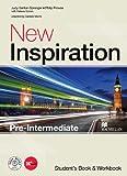 New inspiration. Pre-intermediate. Student's book-Workbook-Stay on the right track. Per le Scuole superiori! Con CD Audio. Con CD-ROM. Con espansione online