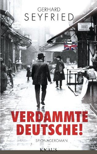 Buchseite und Rezensionen zu 'Verdammte Deutsche!: Spionageroman' von Gerhard Seyfried