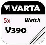 VARTA KNOPFZELLEN 390 SR1130SW (5 Stück, V390)