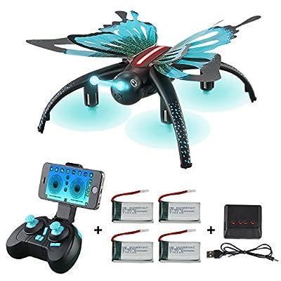 MJX B3 Bugs Standard Quadcopter, Yacool Bidirectional 2.4G 4CH 6-Axis Gyro Camera Carrier Drone