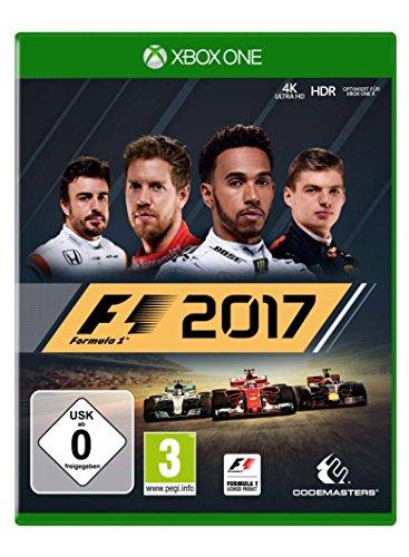 F1 2017 NEU (XONE)