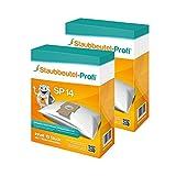 20 Staubsaugerbeutel SP14 von Staubbeutel-Profi® kompatibel zu Swirl S71, ORG. Type P